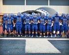 South San Antonio Bobcats Boys Varsity Football Fall 16-17 team photo.