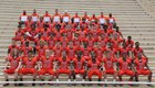 Mansfield Senior Tygers Boys Varsity Football Fall 16-17 team photo.