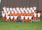 Eldorado Eagles Boys Varsity Football Fall 16-17 team photo.