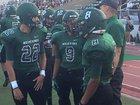 Pharr-San Juan-Alamo Memorial Wolverines Boys Varsity Football Fall 16-17 team photo.