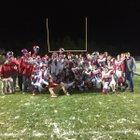 Massena Red Raiders Boys Varsity Football Fall 16-17 team photo.
