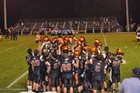 Lucas Cubs Boys Varsity Football Fall 16-17 team photo.