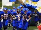 La Vega Pirates Boys Varsity Football Fall 16-17 team photo.