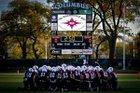 Columbus Discoverers Boys Varsity Football Fall 16-17 team photo.