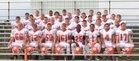 Westville Tigers Boys Varsity Football Fall 16-17 team photo.