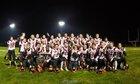 Dayton/Waitsburg  Boys Varsity Football Fall 16-17 team photo.