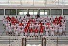 Lakota West Firebirds Boys Varsity Football Fall 16-17 team photo.