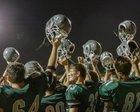 Lutheran South Academy Pioneers Boys Varsity Football Fall 16-17 team photo.