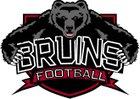 Bear River Bruins Boys Varsity Football Fall 16-17 team photo.
