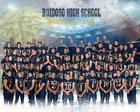 Ruidoso Warriors Boys Varsity Football Fall 16-17 team photo.