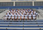 Cicero-North Syracuse Northstars Boys Varsity Football Fall 16-17 team photo.