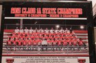 Trenton Tigers Boys Varsity Football Fall 16-17 team photo.