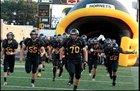 East Central Hornets Boys Varsity Football Fall 16-17 team photo.
