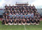 Ironwood Eagles Boys Varsity Football Fall 16-17 team photo.