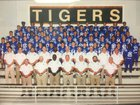 Jesuit Tigers Boys Varsity Football Fall 16-17 team photo.