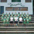 Des Arc Eagles Boys Varsity Football Fall 16-17 team photo.