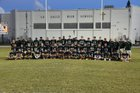LaSalle Royal Lions Boys Varsity Football Fall 16-17 team photo.