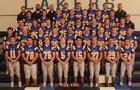 Cazenovia Lakers Boys Varsity Football Fall 16-17 team photo.