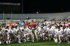 North DeSoto Griffins Boys Varsity Football Fall 16-17 team photo.