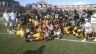 Spring Valley Vikings Boys Varsity Football Fall 16-17 team photo.