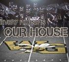 Western Guilford Hornets Boys Varsity Football Fall 16-17 team photo.
