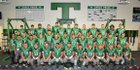 Thatcher Eagles Boys Varsity Football Fall 16-17 team photo.