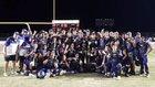 Shadow Hills Knights Boys Varsity Football Fall 16-17 team photo.