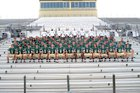 Alma Airedales Boys Varsity Football Fall 16-17 team photo.