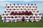 Tolleson Wolverines Boys Varsity Football Fall 16-17 team photo.