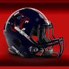 San Joaquin Memorial Panthers Boys Varsity Football Fall 16-17 team photo.
