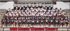 Martin Warriors Boys Varsity Football Fall 16-17 team photo.