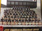 Jonesboro Hurricane Boys Varsity Football Fall 16-17 team photo.