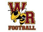 White River Hornets Boys Varsity Football Fall 16-17 team photo.