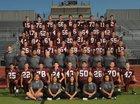 Rancho Buena Vista Longhorns Boys Varsity Football Fall 16-17 team photo.