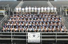Farragut Admirals Boys Varsity Football Fall 16-17 team photo.