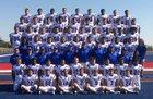 Folsom Bulldogs Boys Varsity Football Fall 16-17 team photo.