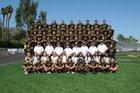 Newbury Park Panthers Boys Varsity Football Fall 16-17 team photo.