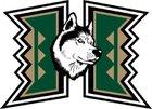 Highland Huskies Boys Varsity Football Fall 16-17 team photo.