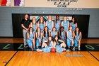 Estrella Foothills Wolves Girls Varsity Basketball Winter 15-16 team photo.