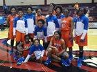 Bowie Volunteers Girls Varsity Basketball Winter 15-16 team photo.