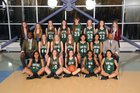 Saint John Paul the Great Catholic Wolves Girls Varsity Basketball Winter 15-16 team photo.
