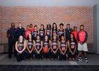 Greater Atlanta Christian Spartans Girls Varsity Basketball Winter 15-16 team photo.