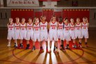 Kamiakin Braves Girls Varsity Basketball Winter 15-16 team photo.