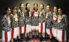 Escalante Lobos Girls Varsity Basketball Winter 15-16 team photo.