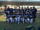 Apollo Hawks Girls JV Softball Spring 15-16 team photo.