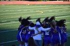 Mountain House Mustangs Girls JV Soccer Spring 16-17 team photo.