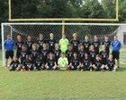 E.A. Laney Buccaneers Boys Varsity Soccer Fall 16-17 team photo.