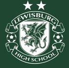 Lewisburg Green Dragons Boys Varsity Soccer Fall 16-17 team photo.