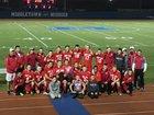 Fort Ann Cardinals Boys Varsity Soccer Fall 16-17 team photo.