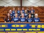 Acorn Tigers Girls Varsity Softball Spring 18-19 team photo.